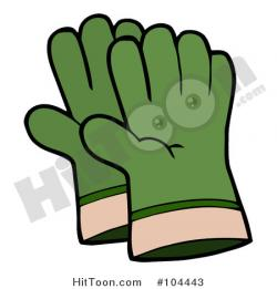 Glove clipart farmer