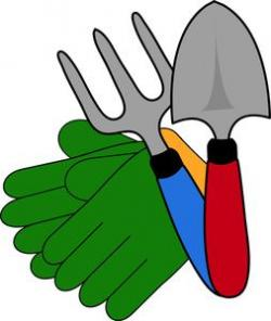 Glove clipart farmer tool