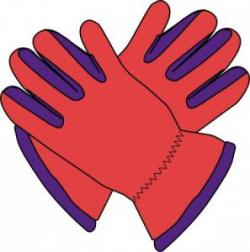 Glove clipart food