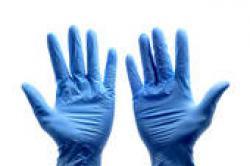 Glove clipart hospital