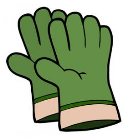 Glove clipart lab safety