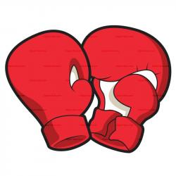 Glove clipart punch