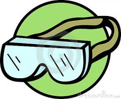 Glove clipart safety goggles
