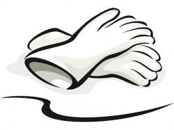Glove clipart surgical glove