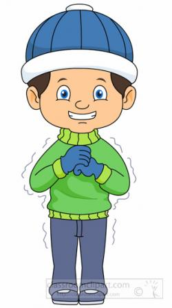 Glove clipart winter clothes