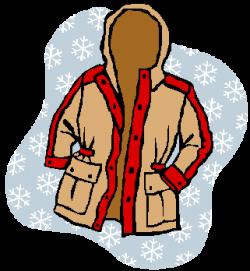 Hood clipart coat drive