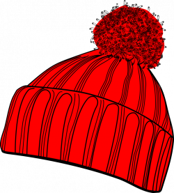 Capped clipart woolly hat