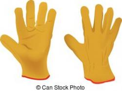 Glove clipart work glove