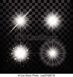 Glow clipart light beam