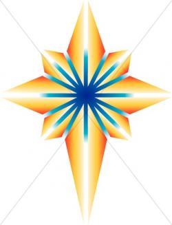 Glow clipart shiny star