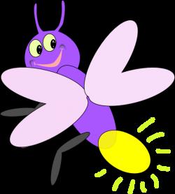Firefly clipart glow worm