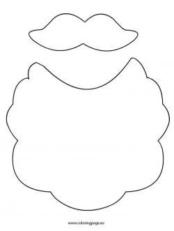 Drawn sanya beard