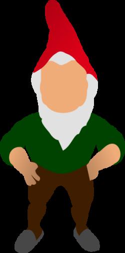 Gnome clipart beard
