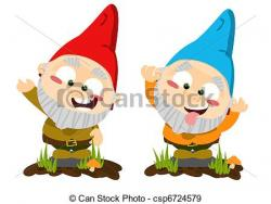 Gnome clipart cute