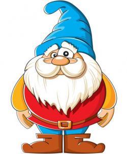 Gnome clipart funny