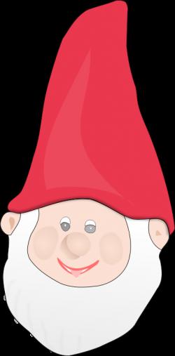 Gnome clipart head