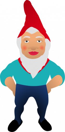 Gnome clipart transparent