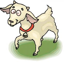 Goats Head clipart female goat