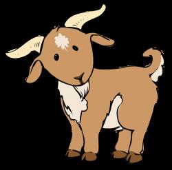 Iiii clipart goat