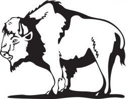 Tail clipart buffalo