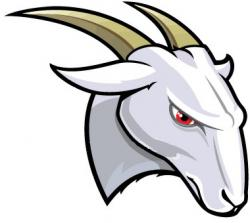 Goats Head clipart chinese goat