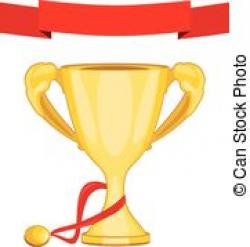 Goblet clipart champion cup