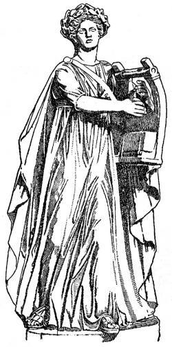 Goddess clipart