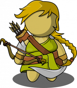 Goddess clipart artemis