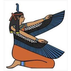 Isis clipart egypt god