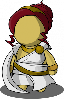 Goddess clipart hera