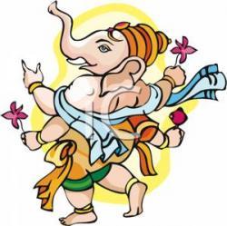 Gods clipart hindu god