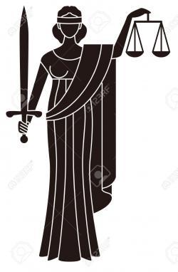 Goddess clipart lawyer symbol
