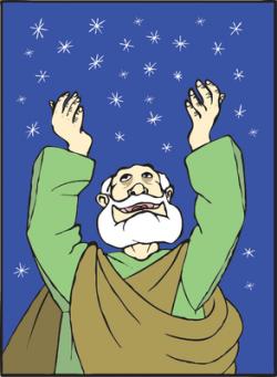 Gods clipart abraham