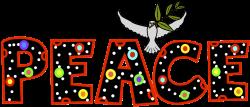 Peace clipart faith