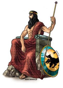 Hell clipart greek