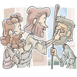 Healing clipart jesus