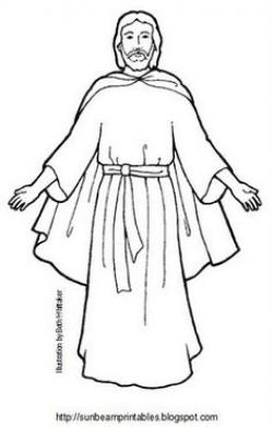 Heaven clipart joseph father jesus
