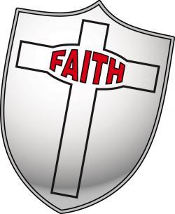 Shield clipart shield faith