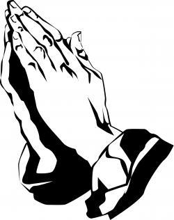Funeral clipart prayer