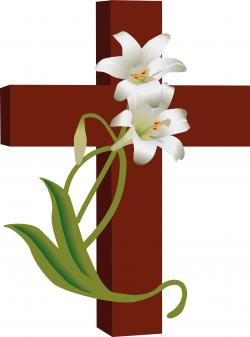 Funeral clipart religious background