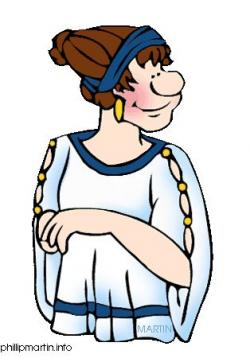 Persian clipart ancient greece person