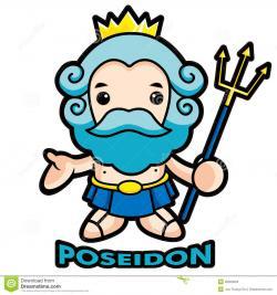 Zeus clipart poseidon