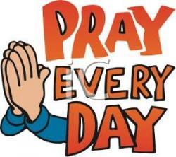 Gods clipart prayer hand