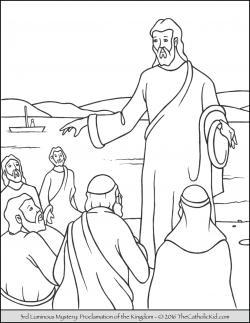 Gods clipart proclamation the kingdom