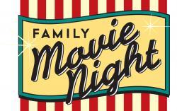 Movie clipart movie night