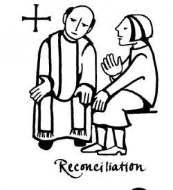 Religious clipart reconciliation