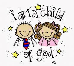 Religion clipart child god