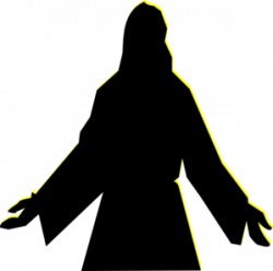 Gods clipart silhouette