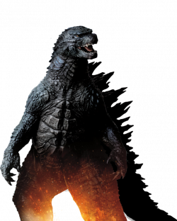 Godzilla clipart everything