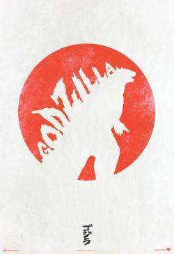 Godzilla clipart japan